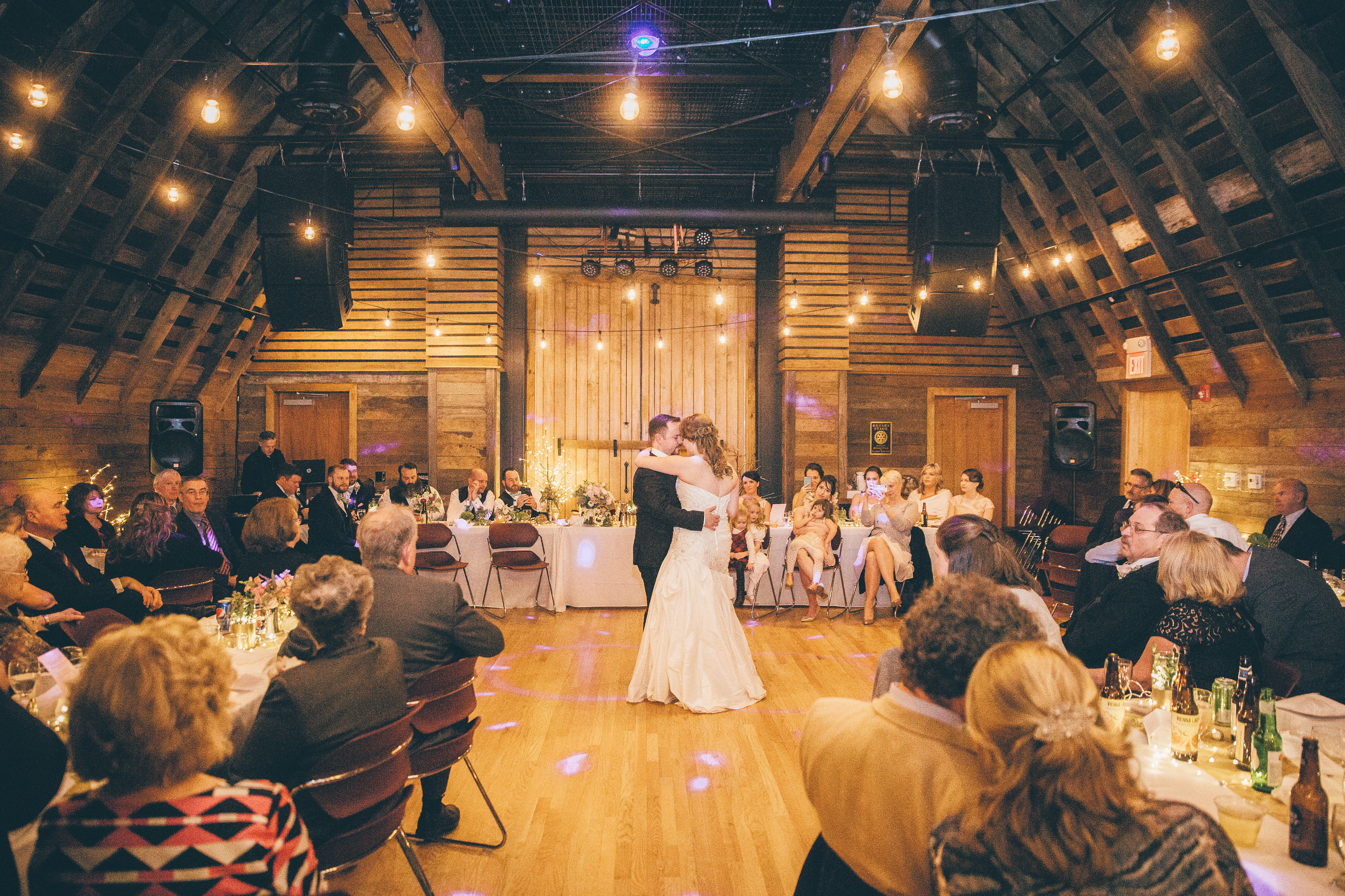 Wedding at Barns of Rose Hill