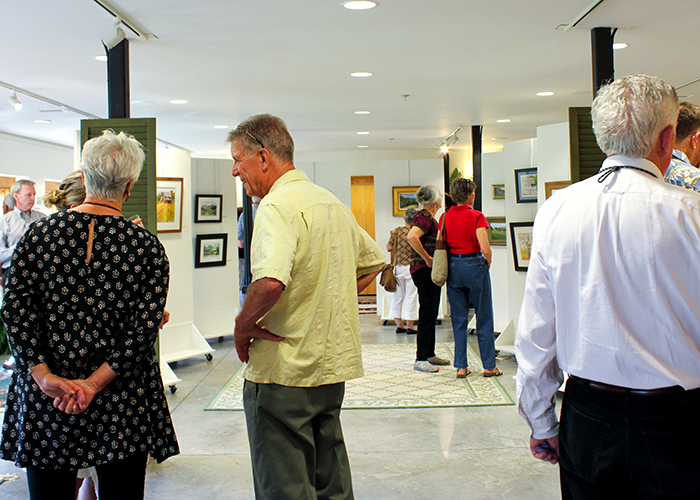 Opening Reception of Saving Place, Saving Grace Exhibit
